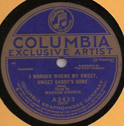 Columbia france label