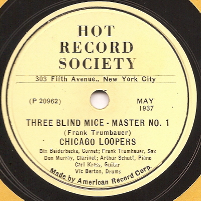 cd three blind mice